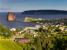 Percé Rock and Bonaventure Island