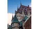 Fairmont le Château Frontenac, the renewed roof