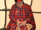 Innu traditional craft technique