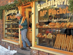 Mr Pinchot Bakery - Plateau Mont-Royal